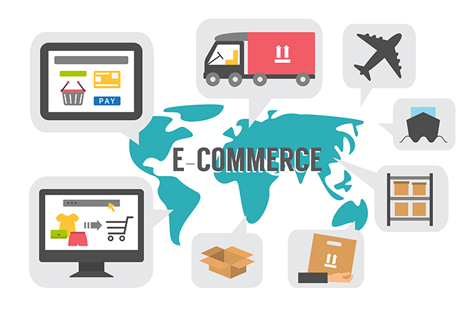E Commerce web site